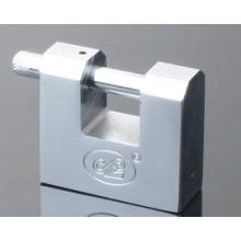 Full-Sheel Steel Cover Rectangular Padlock/ Padlock with Computer Keys