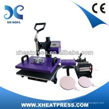 5In1 Presse à chaleur manuelle polyvalente