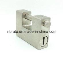 70mm Rechteckiger Pin Tumbler Vorhängeschloss