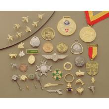 Medalhas e Medalhas 3D