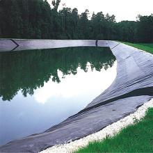 Revestimiento de estanque de HDPE de 2 mm resistente a los rayos UV para acuicultura