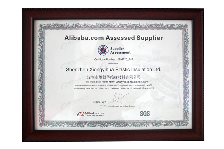 Certificated by SGS PTFE Teflon Sheet