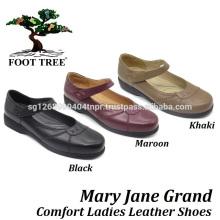 Foottree Comfort Leather Nursing 07214