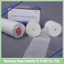 wound dressing medical sterile cotton gauze bandage supplies