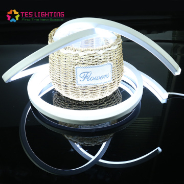 LED Neon Light White Waterproof