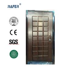 Puerta de acero de alta calidad de Europa (RA-S005)