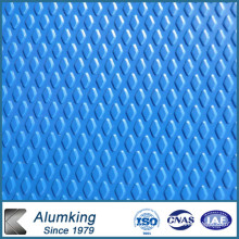 Five Bar Checkered Aluminium / Aluminium Sheet / Plate / Panel for Package