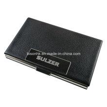 Luxus-Metall-Visitenkartenhalter, Visitenkartenhalter für Geschenk