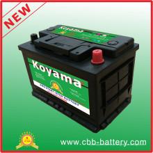 Koyama AGM-Ssl3-48-12V66ah AGM Start-Stop Battery