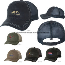 100% Cotton Mesh Back Caps for Outdoors