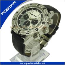 Super reloj deportivo con piedra de ajuste de precio de fábrica Psd-2770