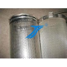 Engranzamento de fio tecido de aço inoxidável 304
