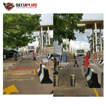 UVSS SECUPLUS Under vehicle monitoring scannig system for defense