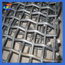 Rede de arame frisado para pedra de filtro (CT-73)