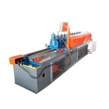 xinnuo venta caliente u tamaño techo de metal furring canal rollo que forma la máquina