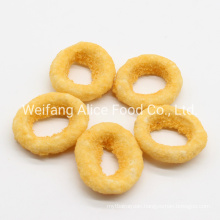 Wholesale Healthy Snack Dried Vegetable Chips Crispy Vacuum Fried Onion