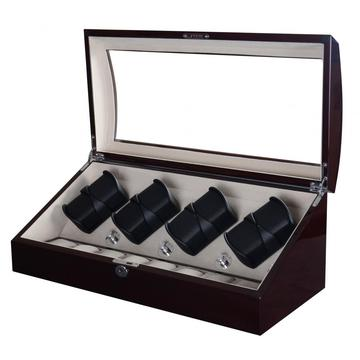 Top Walnut Wood Watch Box
