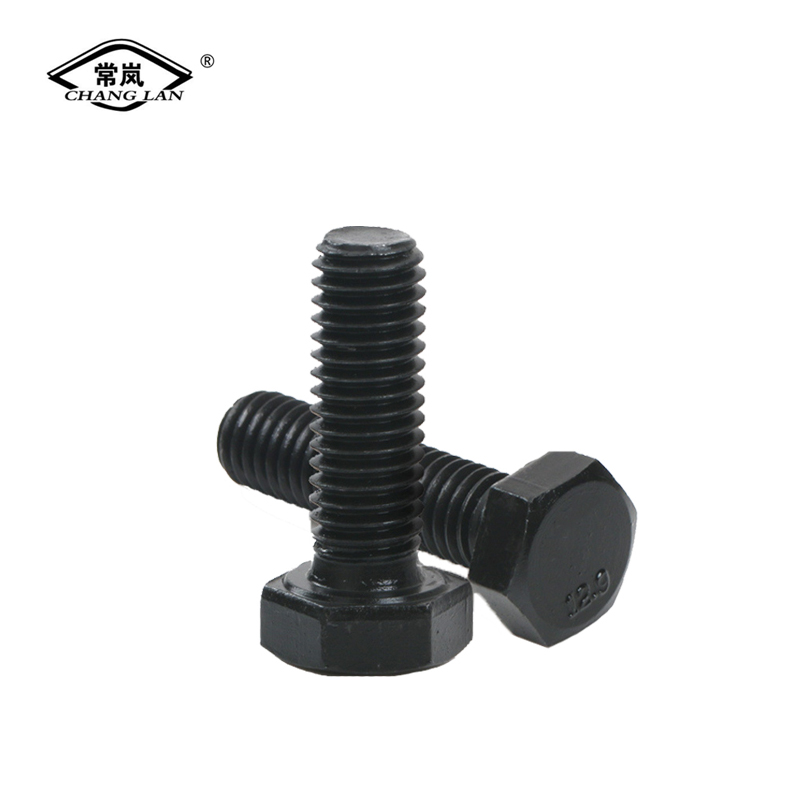 Steel structure High tensile bolts class 12.9 bolt