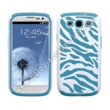 Samsung Galaxy s3 i9300 Zebra Pc + Etui silicone