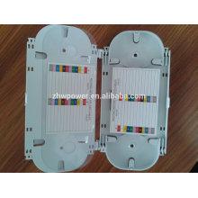 Plateau d'épissure en fibre optique à 24 ports en Chine, épissure en bande, plateau d'épissure odf, bac à fibres optiques