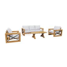 2019 Последний дизайн комплекта уличной мебели