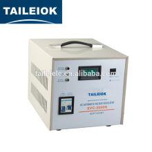 Régulateur de tension automatique SVC 3000va ac pour générateur