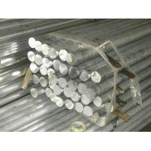 Barras de alumínio 7075 / barras de alumínio extrudidas a quente