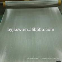 Filet de maille de corde de fil d'acier inoxydable