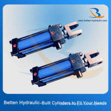 Hydraulic Cylinder Piston Rod Tie Rod Cylinders