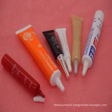 Plastic Squeezed Eyecream Tube, Sunscreen Tube