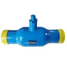 Carbon steel ball valve options range