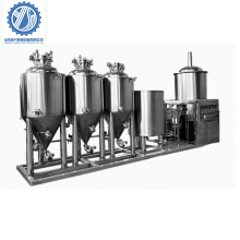 Mini home brewing equipment/brewhouse for sale nano beer brewery
