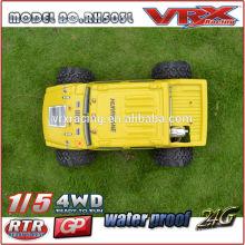 New design fashion low price 4WD Gas Car , car model kits