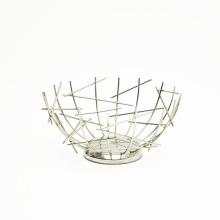 Modern Iron Creative Fruit Bowl Fruit Basket Living Room Tea Table Nordic Style Snack Bowl Fruit Bowl
