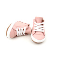 Correr al aire libre Pink Baby Shoes Boots Girls