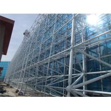 Aluminium Exterior Glasfassade