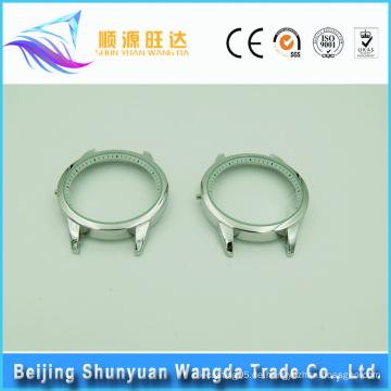 Kundenspezifische OEM Titan Uhren Ersatzteile mit guter Qualität
