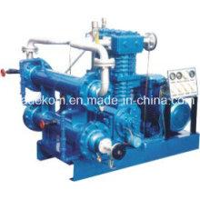 Explosive Piston Type Liquefied Petroleum Gas LPG Compressor (KZW0.6/8-12)