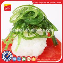 Sac en gros Emballage Frozen Chuka wakame Salade d'algues