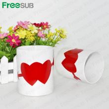 FreeSub Sublimation Heat Transfer Magic Kaffeetasse