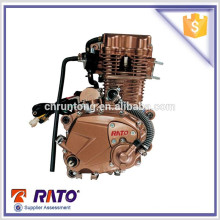 Motor de motocicleta 250cc de 4 carros a quente