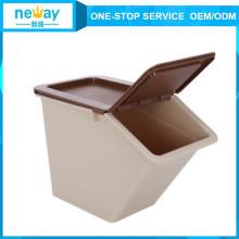 50L Kunststoff Aufbewahrungsbox mit Deckel