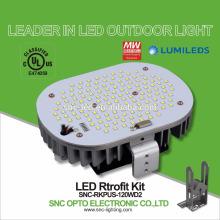 Перечисленный UL 120w СИД shoebox светлый наборы retrofit с 5 лет Гарантированности
