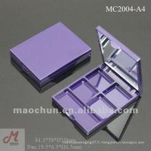MC2004-A4 Boîtier à paupières pour petites couleurs 4 couleurs