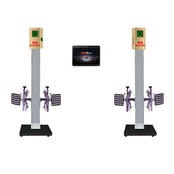 Wheel Alignment Mobile System