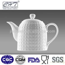 Hot selling elegant fine bone china porcelain coffee/rea tea pot