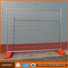 Valla temporal de plástico / Australia Galvanized Temp Paneles de valla