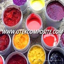 Pasta Multicolor de Pigmento de Alta Performance para FRP