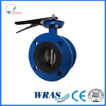 Reliable quality quick install butterfly valve