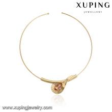 Colar-00343 personalizado jóias atacado colar gargantilha mulheres
